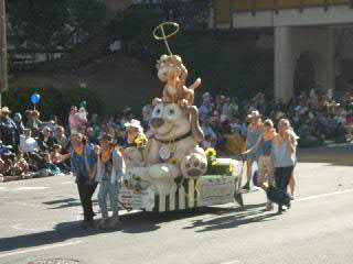 Stampede Parade